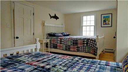 Eastham Cape Cod vacation rental - Second floor bedroom with one Queen and one Twin bed