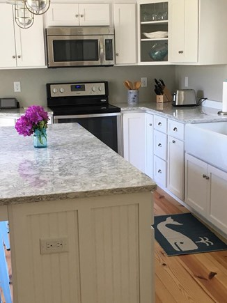 Eastham Cape Cod vacation rental - Beautiful kitchen with high ceilings