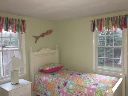 Eastham Cape Cod vacation rental - First floor cozy bedroom with 2 Twin beds