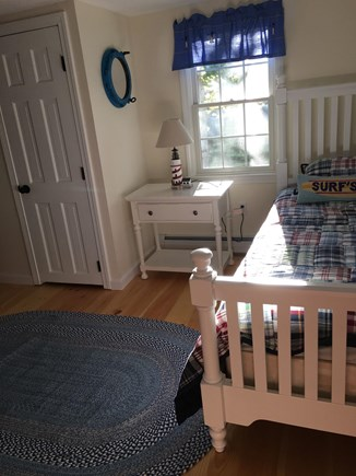 Eastham Cape Cod vacation rental - Upstairs bedroom with 1 Queen and 1 Twin bed