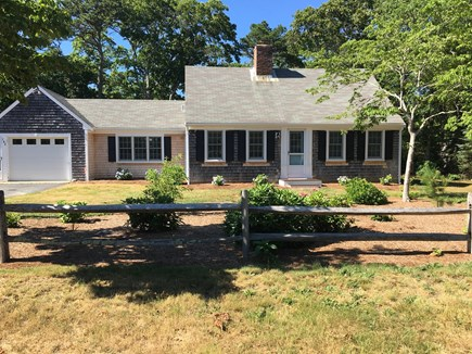 Eastham Cape Cod vacation rental - Front of house in a charming neighborhood