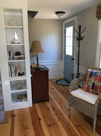Eastham Cape Cod vacation rental - Beautiful entry