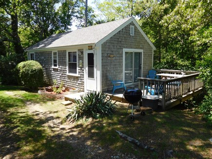 Eastham Cape Cod vacation rental - Relax and Enjoy at Summer Breeze - Privacy at last.