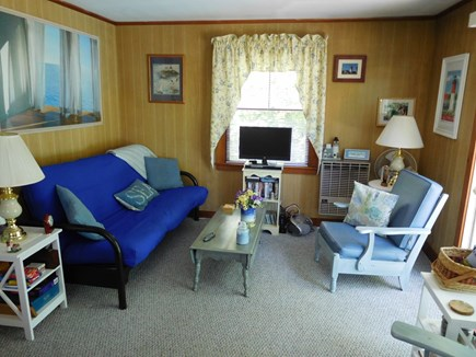 Eastham Cape Cod vacation rental - A place to kick back and relax after a long day at the Beach.