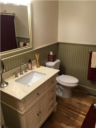 Dennis Cape Cod vacation rental - Main Bathroom #1 with Tub/Shower