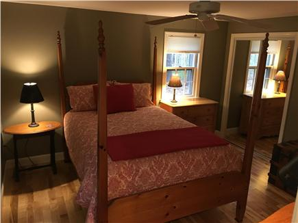 Dennis Cape Cod vacation rental - Master Bedroom from private shower Bathroom