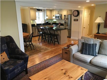 Dennis Cape Cod vacation rental - Comfortable and open floor plan