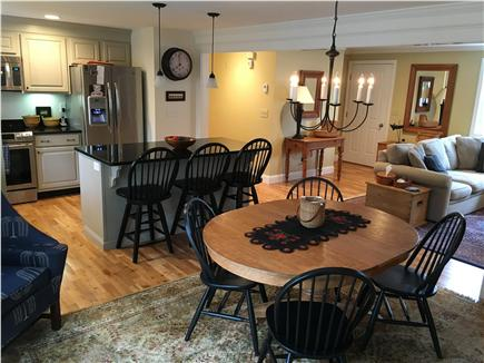 Dennis Cape Cod vacation rental - New kitchen with modern appliances and granite countertops