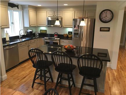 Dennis Cape Cod vacation rental - Kitchen Island convenience