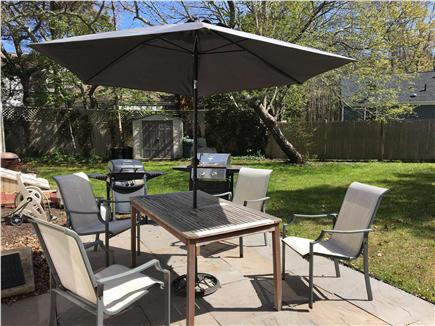 Centerville Centerville vacation rental - Back Yard and Patio View
