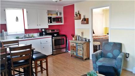 Provincetown Cape Cod vacation rental - Kitchen/Dining