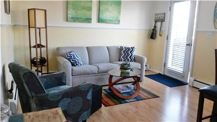 Provincetown Cape Cod vacation rental - Airy Living room