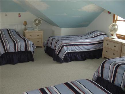 Truro, Shore Road Route 6A North Trur Cape Cod vacation rental - Spacious open loft area sleeps four