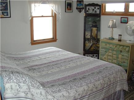 Truro, Shore Road Route 6A North Trur Cape Cod vacation rental - First floor master bedroom