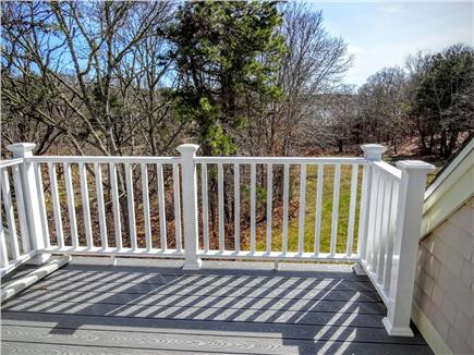 Orleans Cape Cod vacation rental - View from balcony off master bedroom