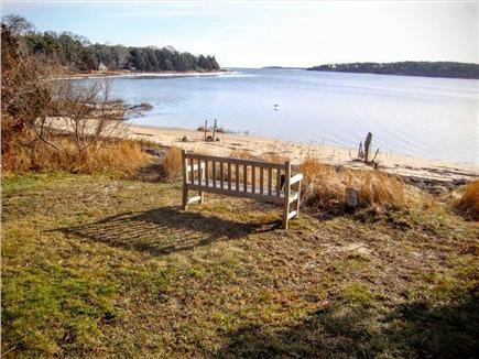 Orleans Cape Cod vacation rental - 1/10th of a mile to private salt water beach on The River