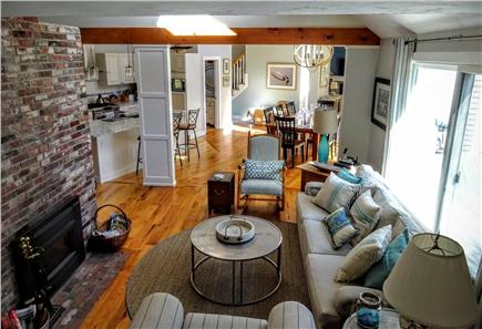 Orleans Cape Cod vacation rental - Sitting room
