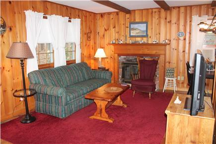 Eastham Cape Cod vacation rental - Living Rooom