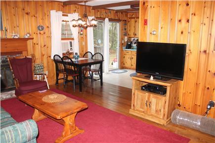 Eastham Cape Cod vacation rental - Flat screen TV