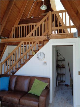 Wellfleet Cape Cod vacation rental - Stairs