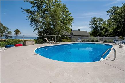 Duxbury MA vacation rental - In ground pool