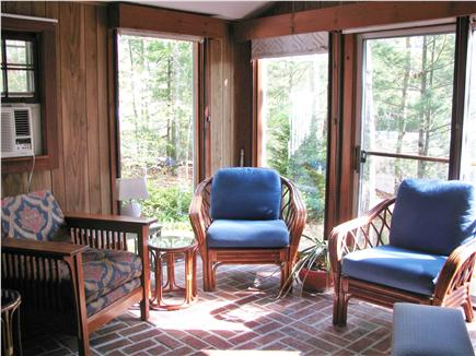 Orleans Cape Cod vacation rental - Sunroom