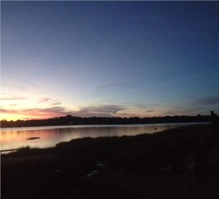 Orleans Cape Cod vacation rental - Sunset from Asa's Landing