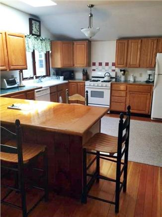 Orleans Cape Cod vacation rental - Sunny Kitchen and breakfast bar