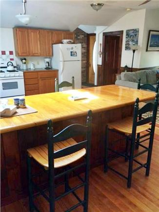 Orleans Cape Cod vacation rental - Kitchen looking toward front door