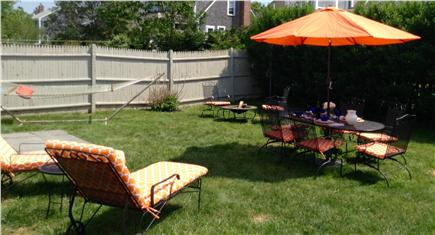 Sandwich Cape Cod vacation rental - Great Back Yard for Entertainment