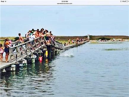 Sandwich Cape Cod vacation rental - Sandwich Boardwalk