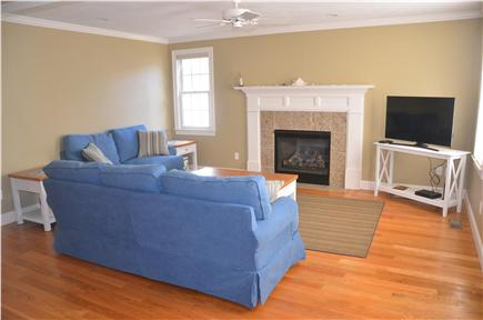 North Eastham Cape Cod vacation rental - Living Room with new couches