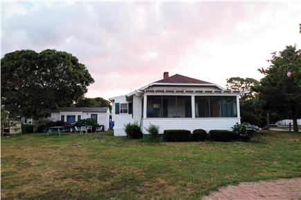 Falmouth Cape Cod vacation rental - View of side and back yard