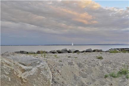 Falmouth Cape Cod vacation rental - Bristol Beach just 1/4 mile away