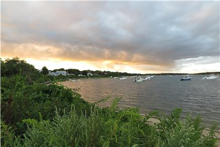 Falmouth Cape Cod vacation rental - Great Bay from the end of the street