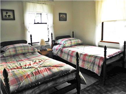 Falmouth Cape Cod vacation rental - Third bedroom with two twin beds