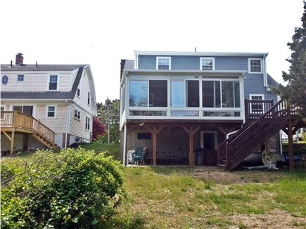 West Yarmouth Cape Cod vacation rental - Back of the house