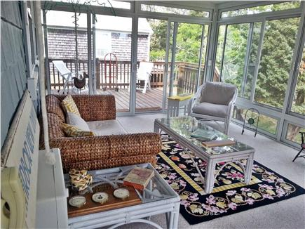 West Yarmouth Cape Cod vacation rental - Sunroom