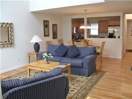 New Seabury, Mashpee New Seabury vacation rental - Open living space