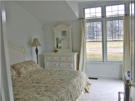 New Seabury, Mashpee New Seabury vacation rental - First floor master with king bed & views of the golf course