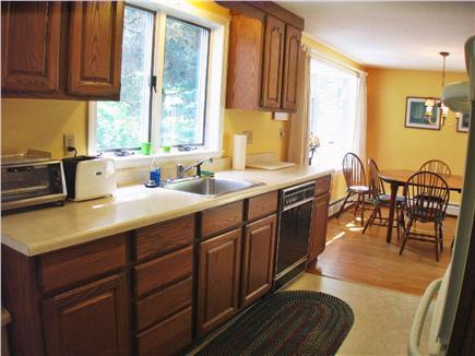 Brewster Cape Cod vacation rental - Kitchen.