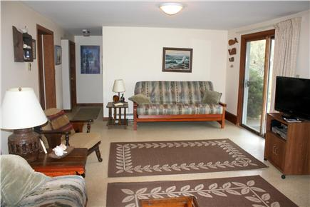 Eastham Cape Cod vacation rental - Lower Level - Den