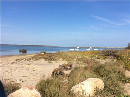 Orleans Cape Cod vacation rental - Nauset Inlet beach -  just 50 steps away, great for families