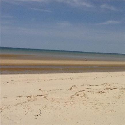Brewster Cape Cod vacation rental - Brewster Flats/Low Tideu
