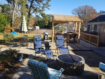 Brewster Cape Cod vacation rental - Entertaining Outdoors....