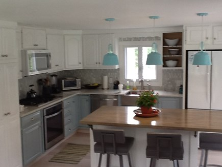 Brewster Cape Cod vacation rental - Cooks kitchen...well appointed, equipped.