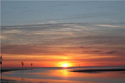 Eastham Cape Cod vacation rental - Don't miss sunset at Rock Harbor in nearby Orleans.
