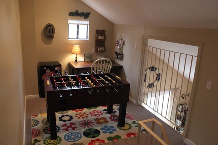 Eastham Cape Cod vacation rental - Play foosball in the loft.