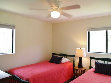 Eastham Cape Cod vacation rental - ...and together with back room twin beds can fit a family.