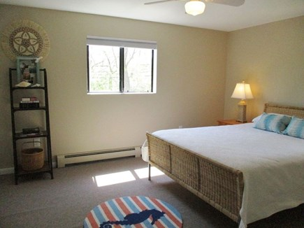 Eastham Cape Cod vacation rental - Upstairs front bedroom with queen bed is large and comfortable...